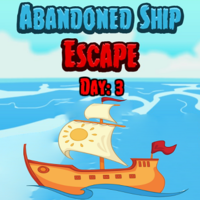 Abandoned Ship Escape: Day 3