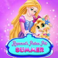 Rapunzel's Palace Pet: Summer