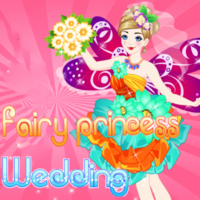 Fairy princess Wedding