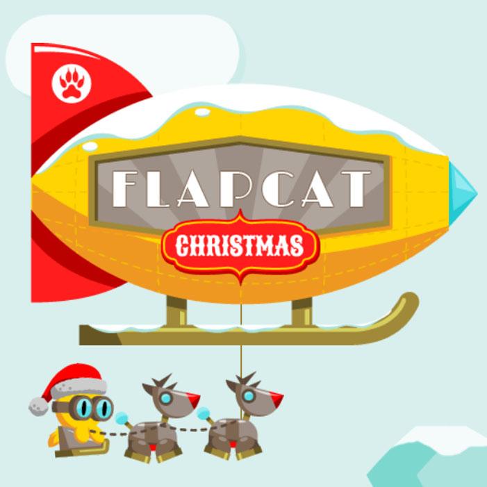 FlapCat: Christmas
