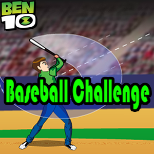 Ben 10 Baseball Challenge