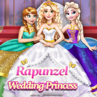 Rapunzel: Wedding Princess