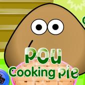 Pou: Cooking Pie