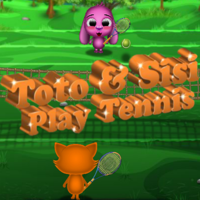 Toto&Sisi Play Tennis