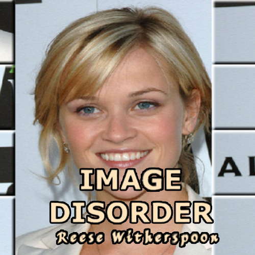 Image Disorder: Reese Witherspoon