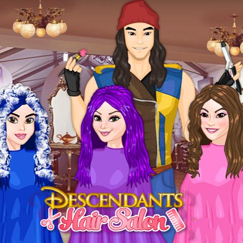 Descendants Hair Salon