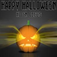 Happy Halloween: Hidden Objects