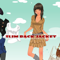 Slim Back Jacket