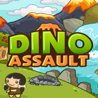 Tendances des jeux,It is time fight deadly dinosaurs and save humanity! Join the village people and fight to stop dangerous dinosaurs from destroying humanity! Dino Assault offers hours of fun, strategic, and challenging play that everyone will enjoy!