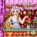Elsa: Shopping Boutique