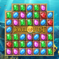Beliebte Spiele,Jewel Quest is one of the jewel games that you can play on UGameZone.com for free. Explore mysterious jungle ruins full of ancient artifacts and buried relics. But prepare to think fast and act carefully, because it takes more than luck to claim the Mayan gold! Your goal is to create a line of three or more identical relics. A successful line will be removed from the board, and the sandy tiles underneath will turn to gold.