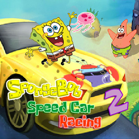 SpongeBob: Speed Car Racing 2