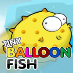 Tiny Balloon Fish