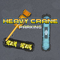 Heavy Crane: Parking