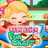 Baby Alice: Fun Craft