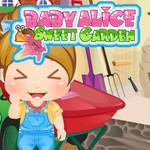 Baby Alice: Sweet Garden
