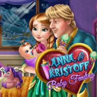 Anna & Kristoff: Baby Feeding