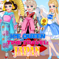 Ice Queen Time Travel: Japan