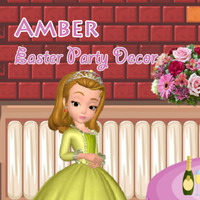 Amber: Easter Party Decor