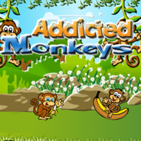 Addicted Monkey