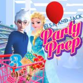 Elsa and Jack: Party Prep