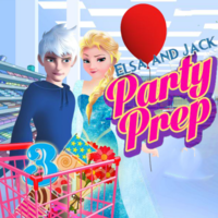 Elsa and Jack: Party Prep