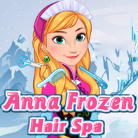 Anna Frozen Hair Spa