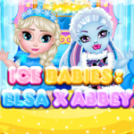Ice Babies: Elsa X Abbey