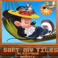 Sort My Tiles Sleeping Mickey