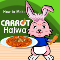 How to Make Carrot Halwa