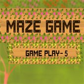 Maze Game Game Play - 5