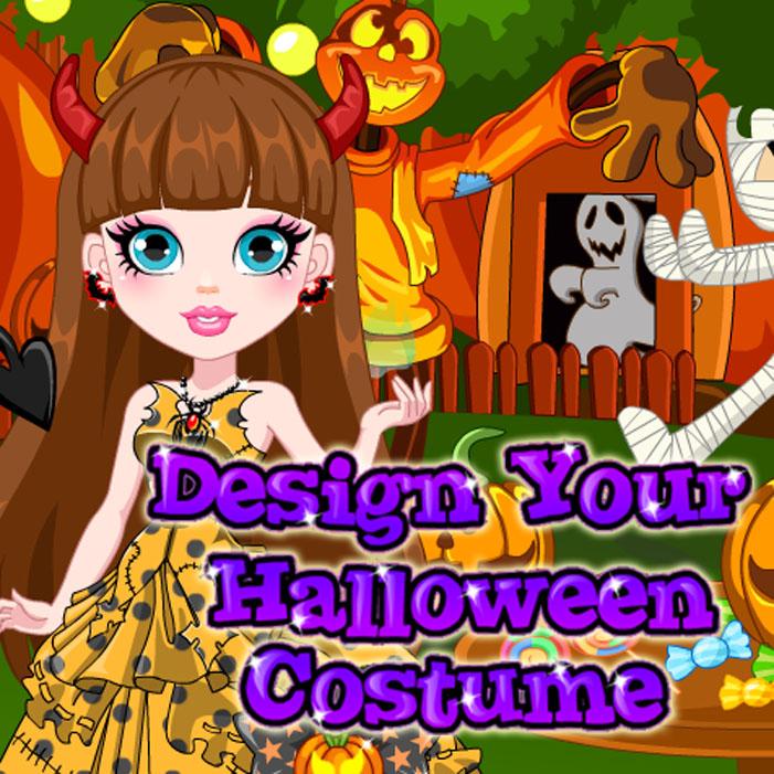 Design Your Halloween Costume