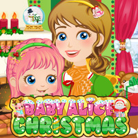 Juegos Gratis Populares,Christmas is coming and Alice wants to prepare a special gift just for her loving mother! Help her choose gifts, wrap them and decor the living room, and make best Christmas party ever!