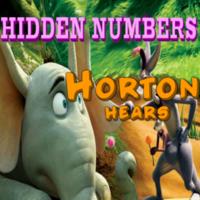 Hidden Numbers Horton Hears