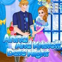 Anna And Kristoff Date Night