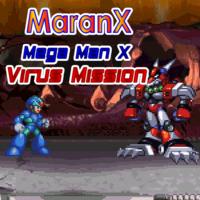Maran X Megaman X Virus Mission
