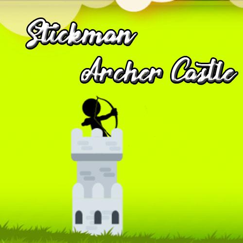 Stickman Archer Castle