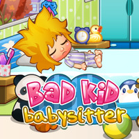 Bad Kid Babysitter