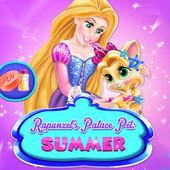 Rapunzel's Palace Pet Summer