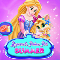 Rapunzel's Palace Pet Summer