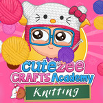 Cutezee Crafts Academy Knitting