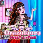 Now & Then Draculaura Sweet Sixteen