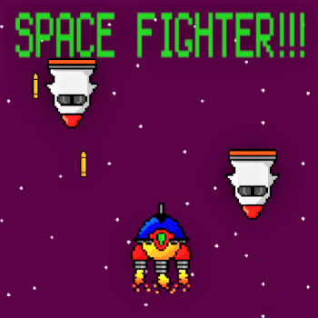Space Fighter!!!