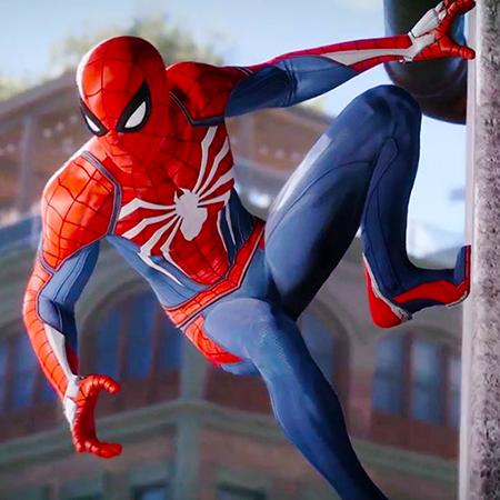 Jogos do Homem Aranha