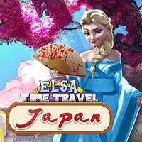 Elsa Time Travel Japan