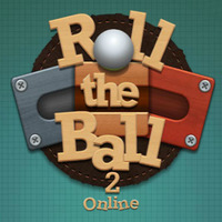 แนวโน้มเกม,Roll The Ball 2 Online is one of the Logic Games that you can play on UGameZone.com for free. Roll The Ball Online is back again! Your aim in this game is to make the ball rolling from the start hole to the end hole. How many levels can you reach? Have a try!