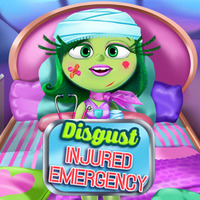 Disgust Injured Emergency
