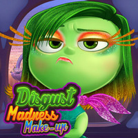 Disgust Madness Make-up