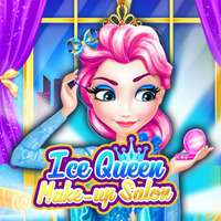 Ice Queen Make-up Salon