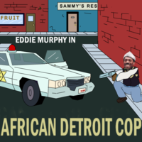 African Detroit Cop